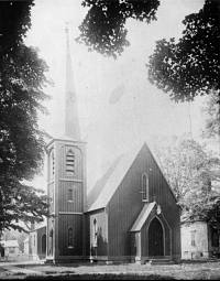 Trinity in the 1900's.